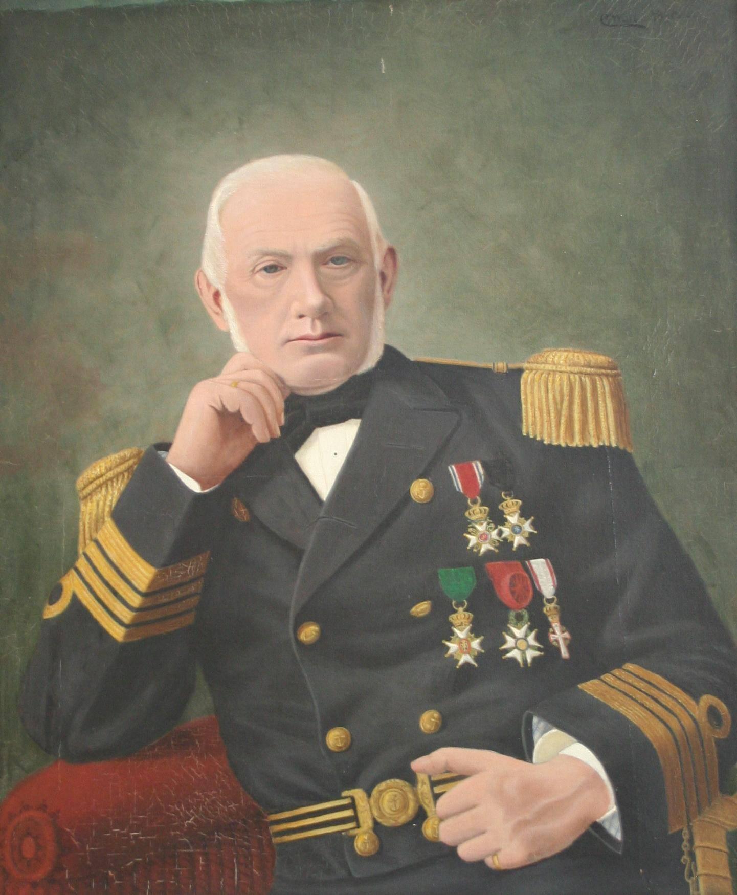 Bøicke Johan Rulffs Koren