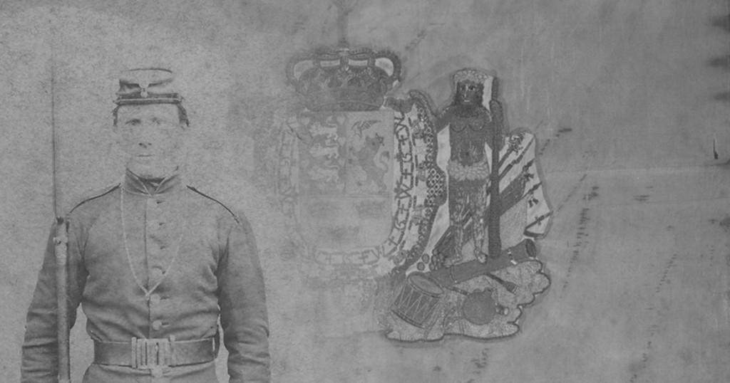 Militærtjeneste på midten av 1800-tallet
