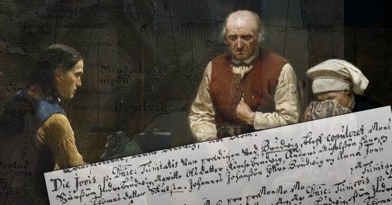 Mons Sjursen (1653-1723) – Vårt eldste farsledd