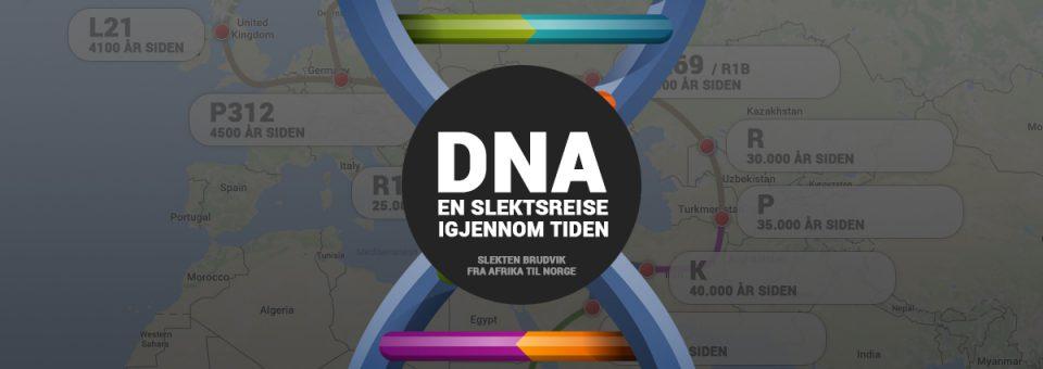 DNA – En slektsreise igjennom tiden