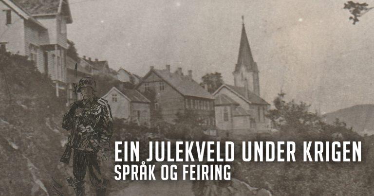 Ein julekveld under krigen