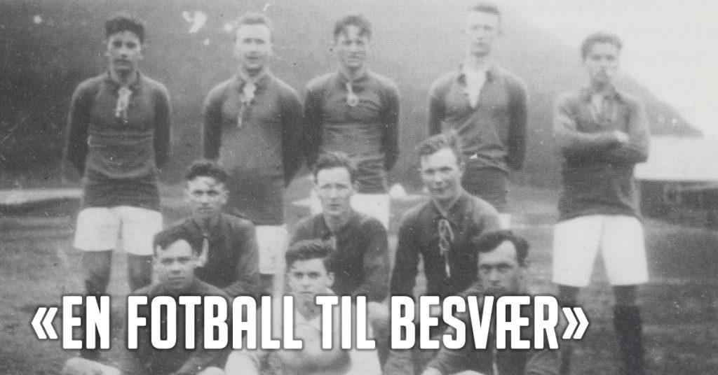 «En fotball til besvær»